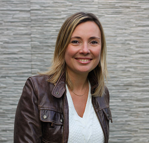 Aurore Robin, responsable projet